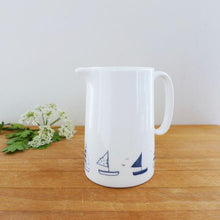 Load image into Gallery viewer, Yacht milk jug