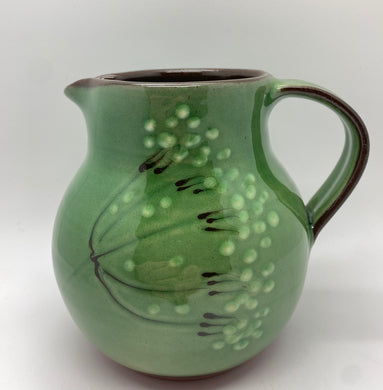 Cow parsley jug (SVC)
