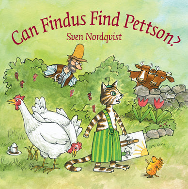 Can Findus find Pettson? Sven Nordquist (HAW)