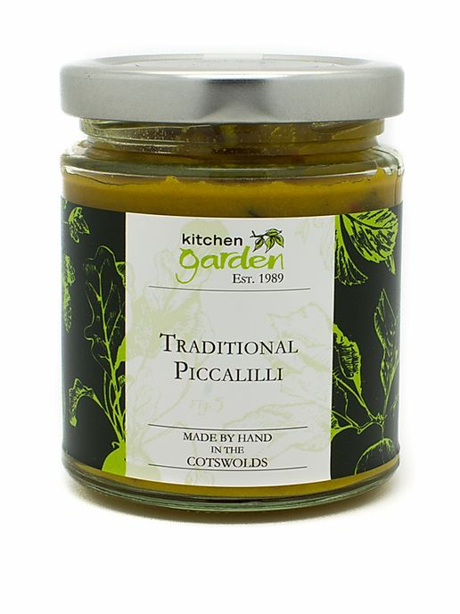 Traditional piccalilli 200g