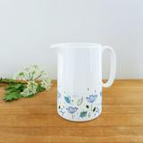 Load image into Gallery viewer, Blue parsley milk jug
