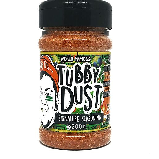 Tubby dust seasoning 200g