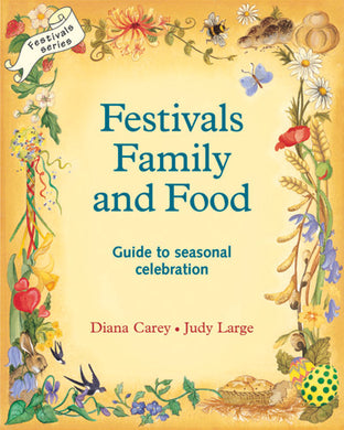 Festivals family and food book (HAW)