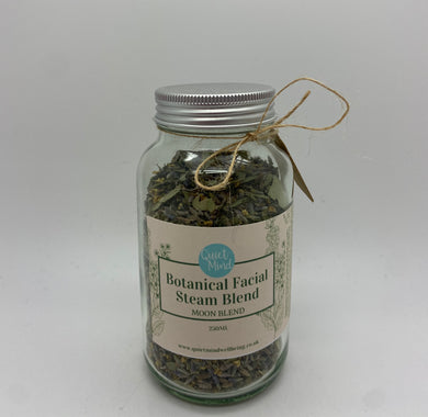 Botanical facial steam blend