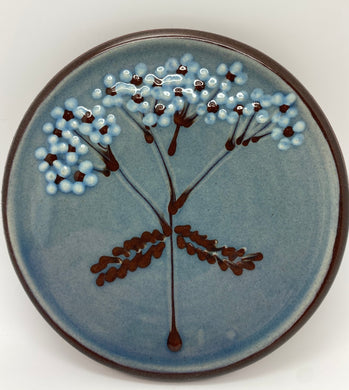 Cow parsley coaster (SVC)