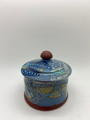 Pot with lid (BW96m)