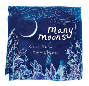 Many moons CD Ceilidh- Jo Rowe