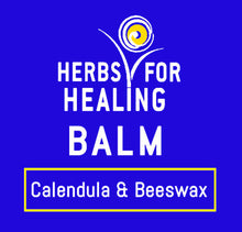 Load image into Gallery viewer, Balm Calendula and beeswax 60g (Herbs)