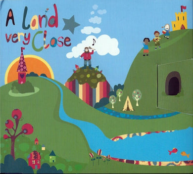 A land very close CD Ceilidh-Jo Rowe