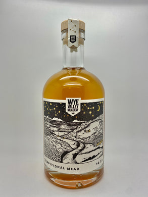 Traditional mead by Wye Valley meadery 14.5% 70cl