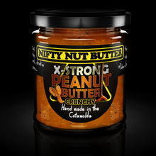 Load image into Gallery viewer, X-strong peanut butter (crunchy) (NIFTY)