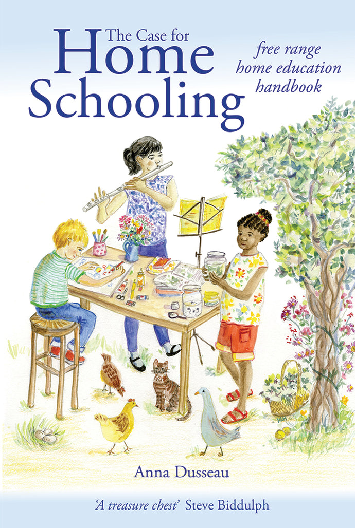 """The vase for home schooling"" book (HAW)"