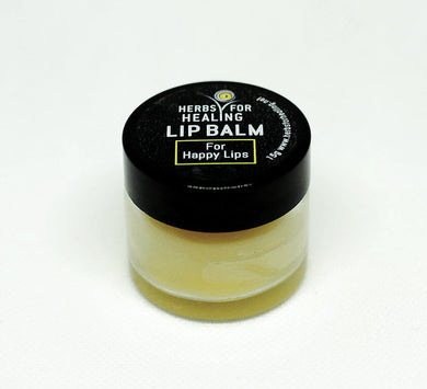 Lip balm for happy lips (formerly lip balm for cold sores) (Herbs)
