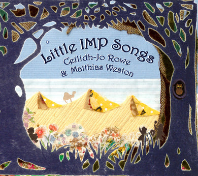 Little Imp songs CD Ceilidh-Jo Rowe and Matthias Weston