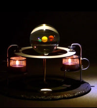 Load image into Gallery viewer, Solar system thermo kinetic art (FIKA)