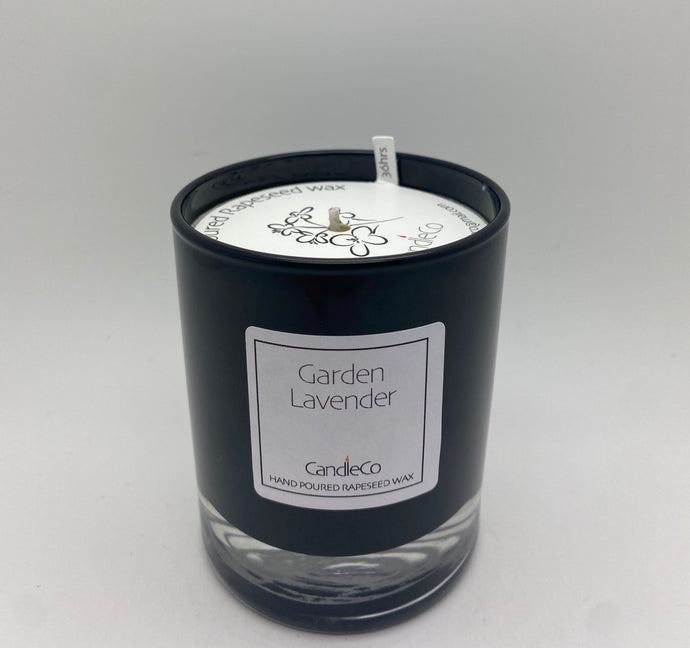 Garden Lavender scented candle (CandleCo)