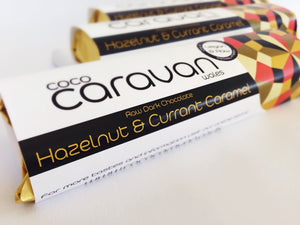 Hazelnut and current bar