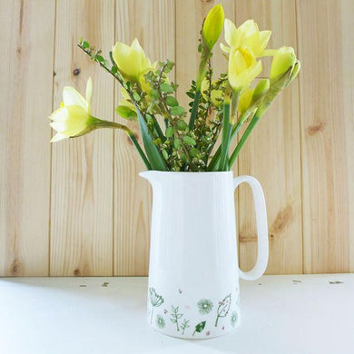 Countryside custard jug (CMT 51)