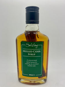 Mulled cider syrup 200ml (SEL)