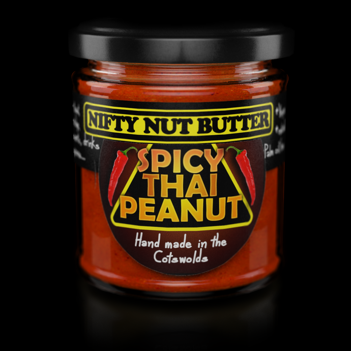 Spicy Thai peanut butter (NIFTY)