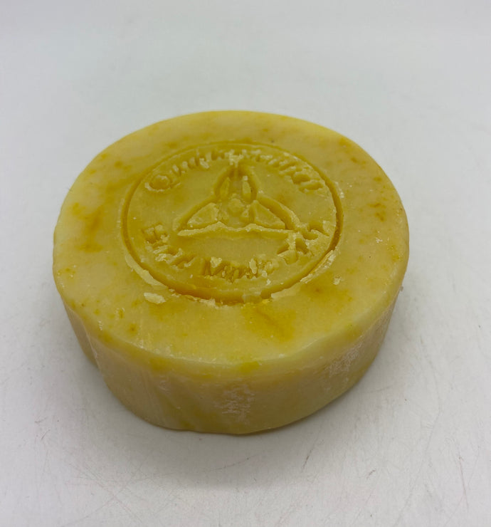 Calendula hand made soap (Quint)