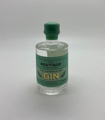 Cotswold gin miniature 50ml (Boutique)