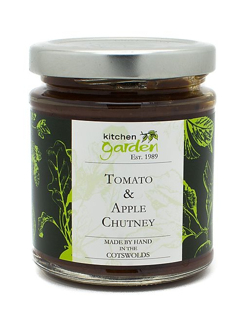 Tomato and apple chutney 200g
