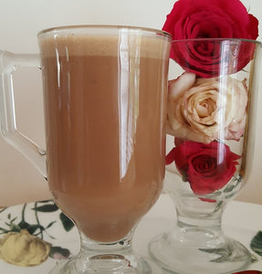 Rose hot chocolate 300g (FANDT)