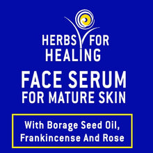 Load image into Gallery viewer, Face serum for mature skin (Herbs)