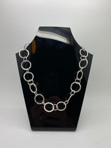 Silver necklace (Milli)