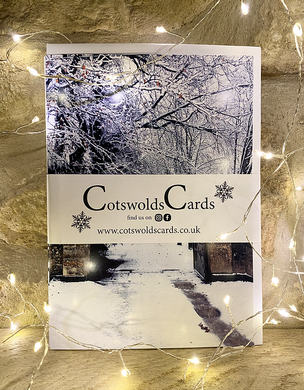 Winter cards collect 6 greetings cards (Cots Cards)