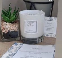 Load image into Gallery viewer, Hyacinth and bluebell scented candle (CandleCo)