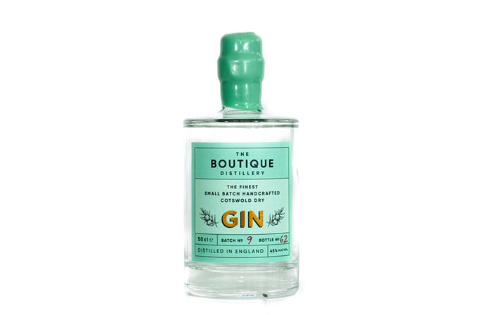 The Boutique Distillery Cotswold Gin 50cl (Boutique)