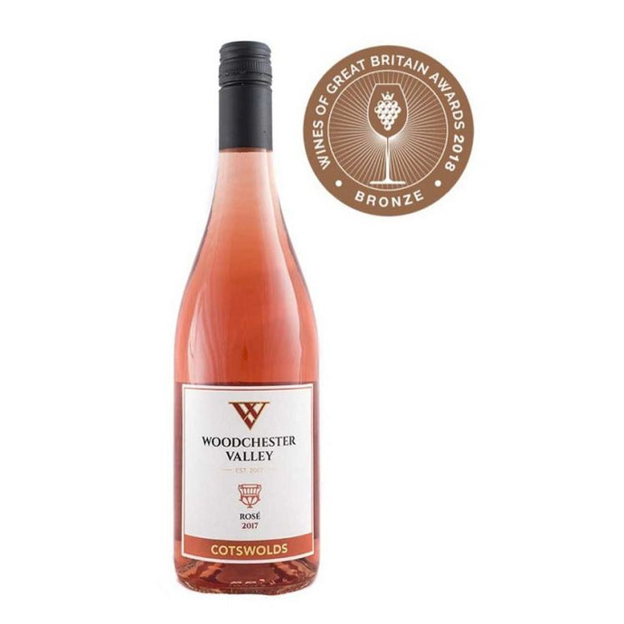 Rosé 2017 - Woodchester Valley Vineyard