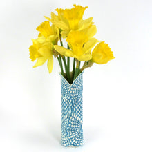 Load image into Gallery viewer, Tara Davidson - Small antique lace vase