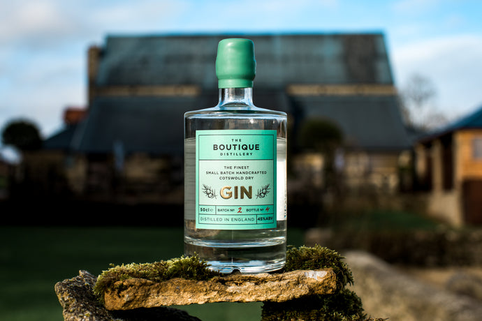The Boutique Distillery Cotswold Gin 50cl