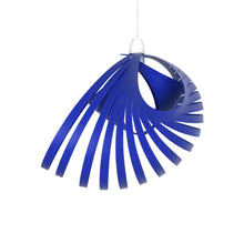 Load image into Gallery viewer, Nautica lampshade (blue)