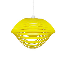 Load image into Gallery viewer, Nautica lampshade (yellow) (Kaigami)