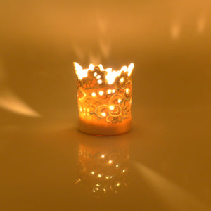Tara Davidson - Small tea light lantern