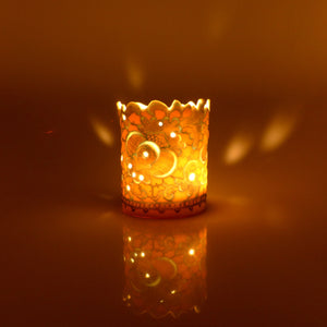Medium tea light lantern (Tara)