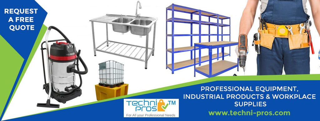 Why Techni-Pros Is The Industry's Best B2B Retailer Of Industrial And Commercial Products