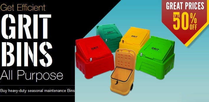 Best Grit Bins online in London, UK