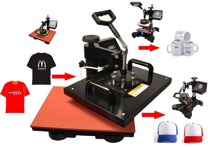 Shop Heat Press Machineries Online in London with Techni-Pros