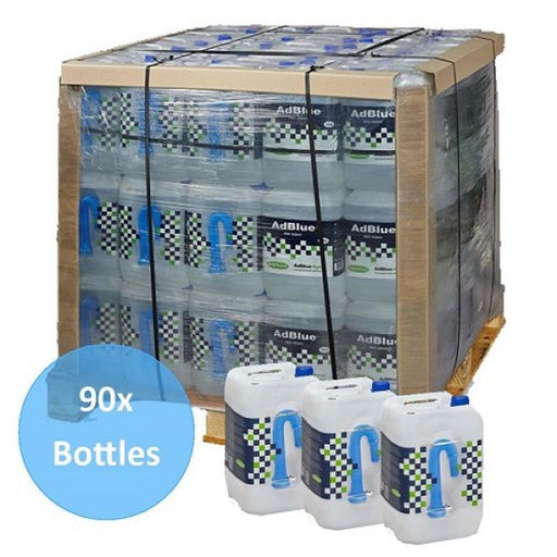 90x 10 Litre Bottles of AdBlue Solution Techni-Pros - techni-pros