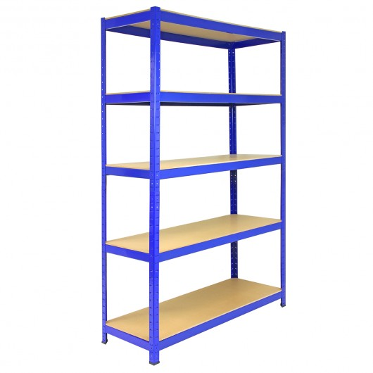 monster-racking-t-rax-strong-storage-shelves-blue-120cm-w-45cm-d Techni-Pros - techni-pros