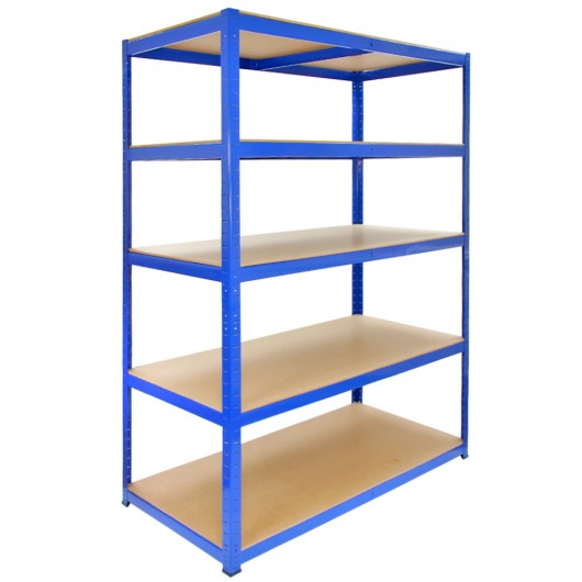 monster-racking-t-rax-strong-storage-shelves-blue-120cm-w-60cm-d Techni-Pros - techni-pros