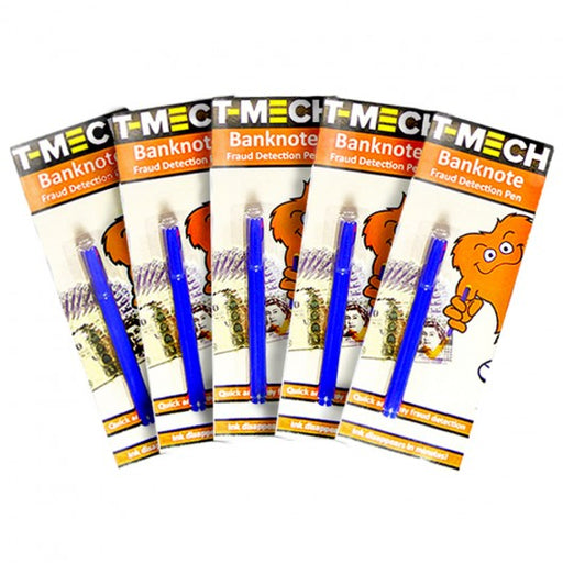 t-mech-money-checker-pens-5-pack Techni-Pros - techni-pros