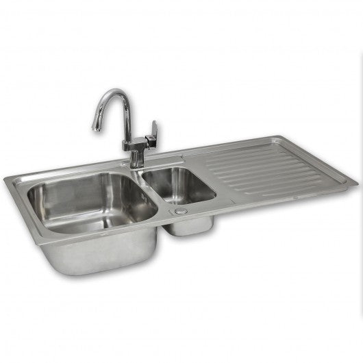 kukoo-stainless-steel-sink-and-tap Techni-Pros - techni-pros