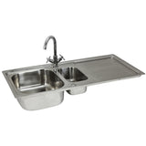 premium-stainless-steel-kitchen-sink-victoria-tap Techni-Pros - techni-pros