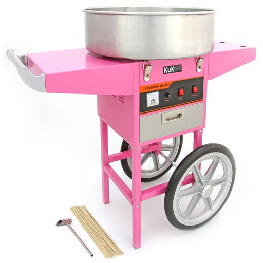 kukoo-candy-floss-machine-cart Techni-Pros - techni-pros